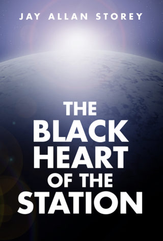 Coming Soon: Release of My Latest – THE BLACK HEART OF THE STATION